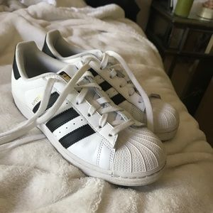 Women's adidas superstar shoes